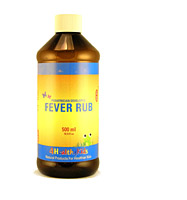Sergei Shushunov Fever Rub™ - Infant Fever Remedy